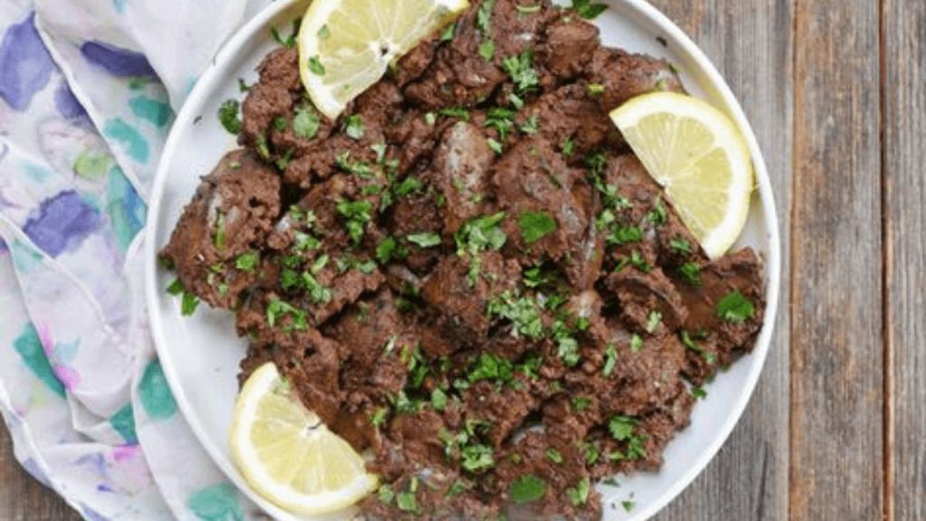 Mouthwatering Chicken Liver Fry Recipe चिकन लिवर फ्राई