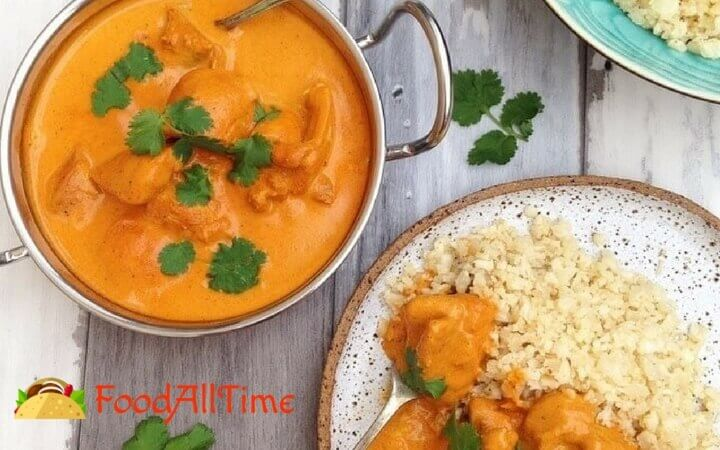 butter chicken featured