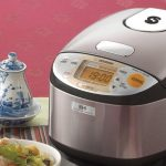 how to make steamed rice in a rice cooker