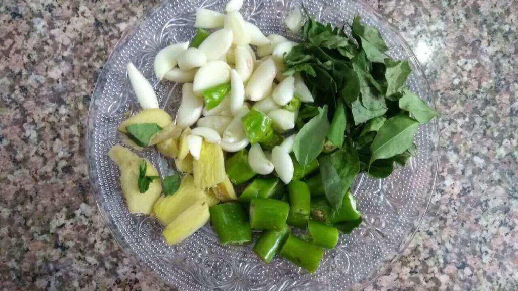 FoodAllTime Multipurpose Healthy Green Paste