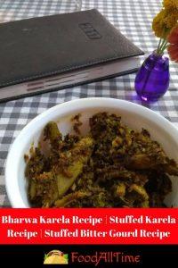 Bharwa Karela Recip