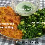 Bharwa Karela Recipe _ Stuffed Karela Recipe _ Stuffed Bitter Gourd Recipe7