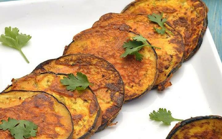 Sunday Recipe: Delicious Begun Bhaja