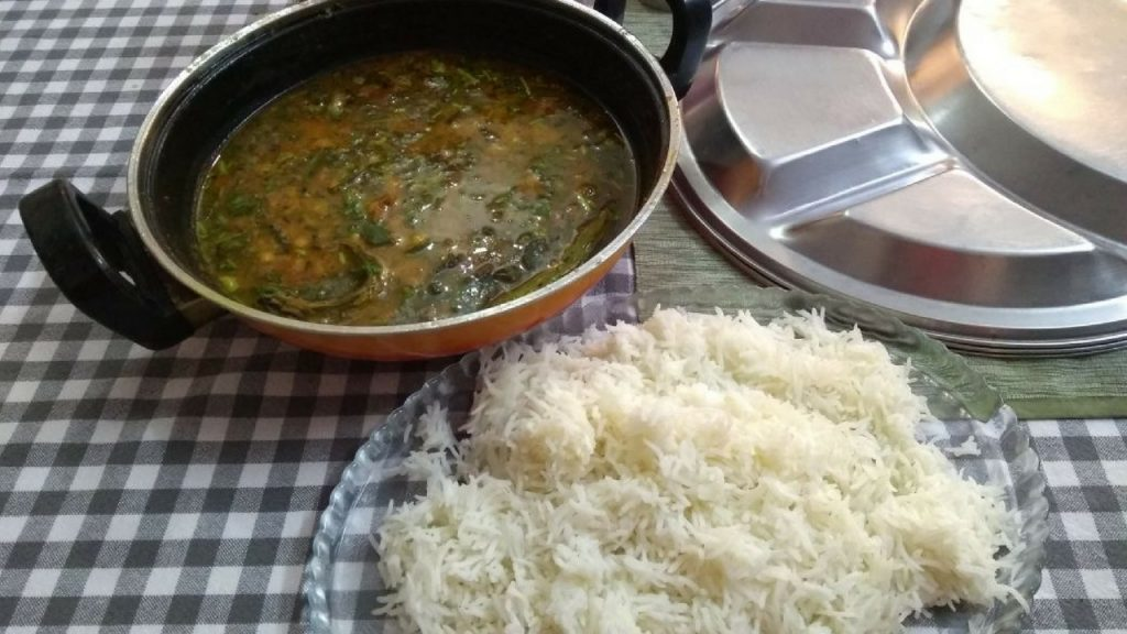 Learn How To Cook Split Chickpea Dal Assamese Style