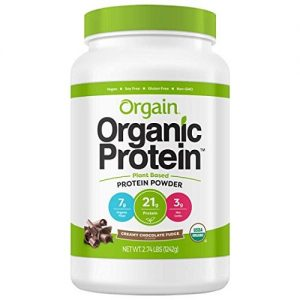 Organic Plant Based Protein Powder for Women