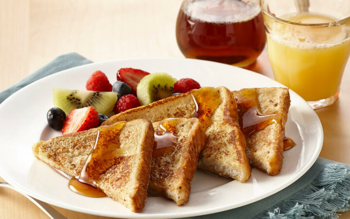 Delicious Breakfast_ Cinnamon French Toast Recipe
