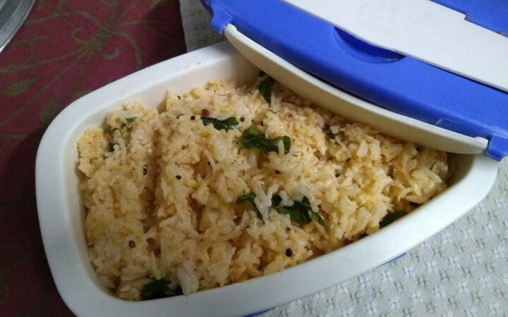 Easy To Cook Flavoured Curd Rice