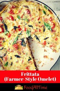Frittata (Farmer-Style Omelet)