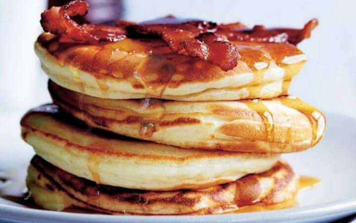 How To Make Classic American Pancakes Recipe | Fluffy Pancake Recipe