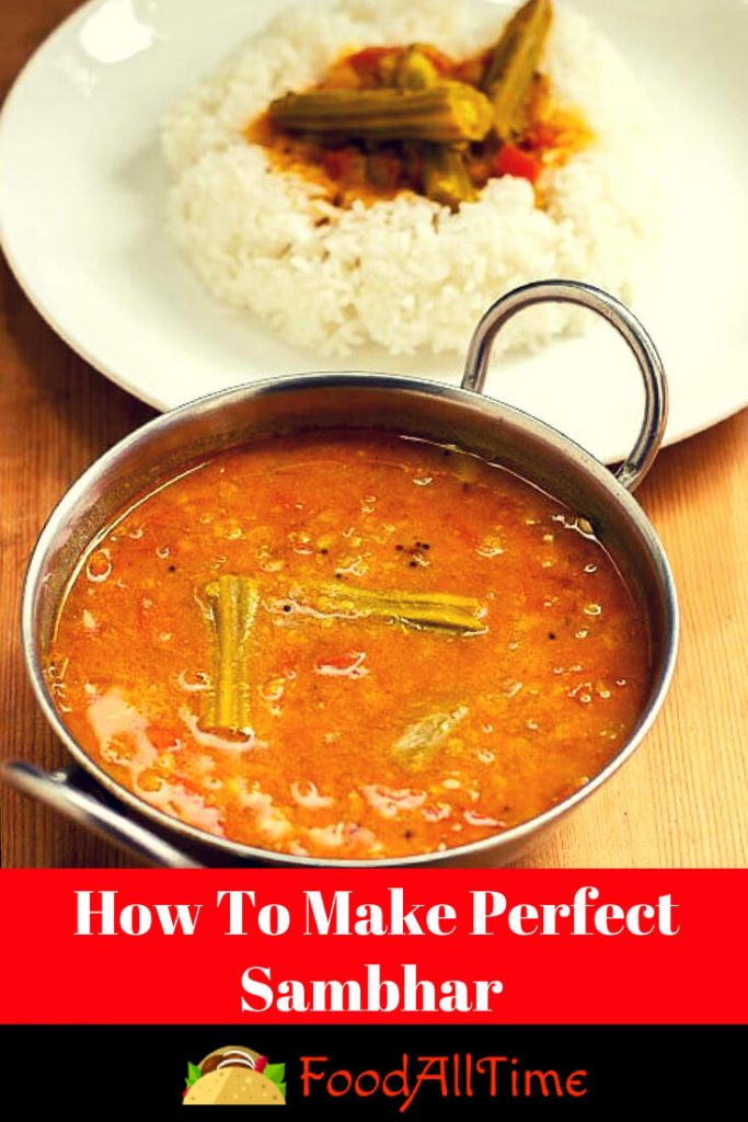 How To Make Perfect Sambhar (1)