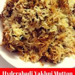 Hyderabadi Dum Biryani Recipe