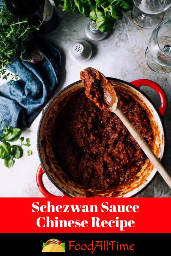 How To Make Schezwan Sauce: Chinese Recipe