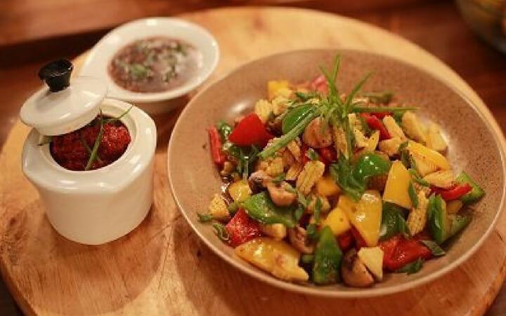 How To Make Schezwan Sauce: Chinese Recipe