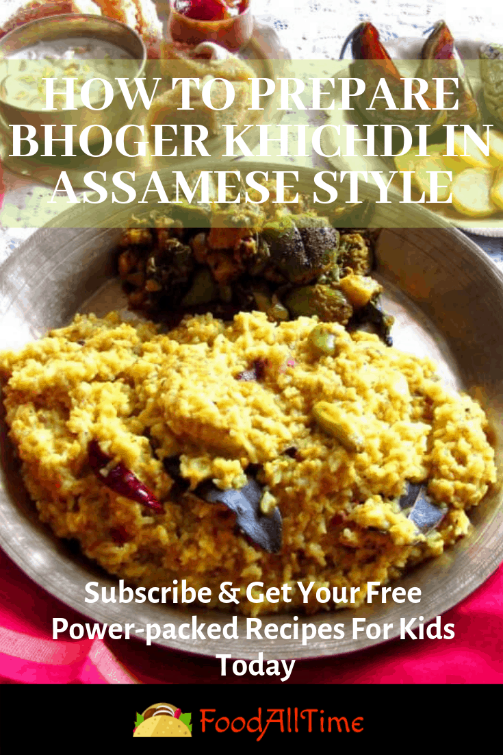 How to Prepare Bhoger Khichdi in Assamese Style