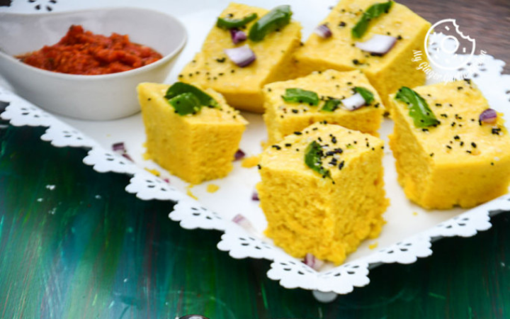 How To Make Gujarati Dhokla Recipe, Spongy and Soft Instant Dhokla Recipe | Khaman Dhokla Gujarati Recipe
