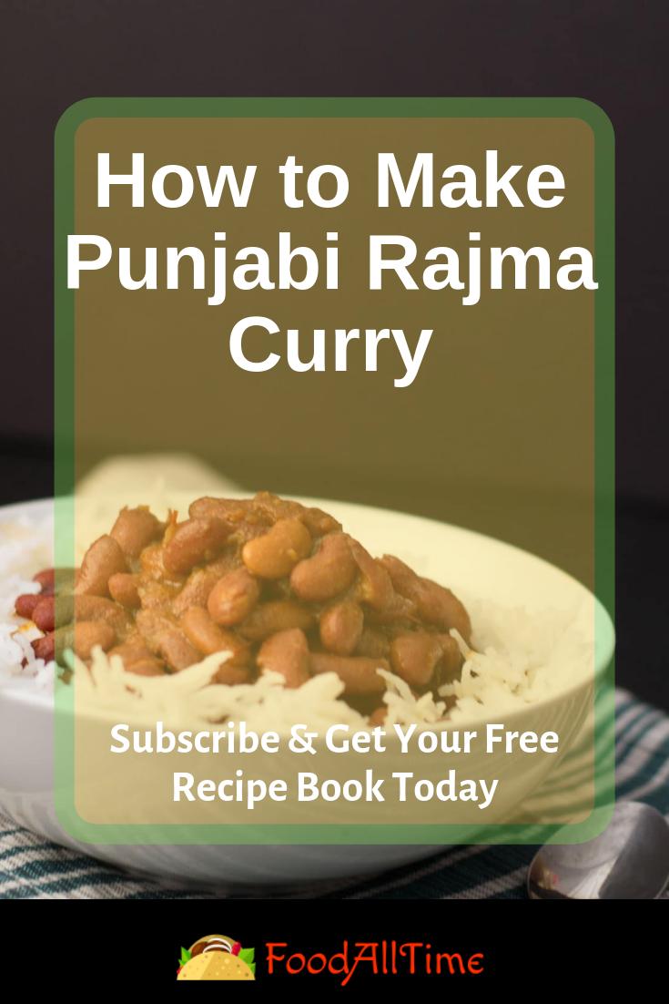 Easy rajma masala recipe |punjabi rajma chawal recipe rajma chawal Punjabi Rajma Curry