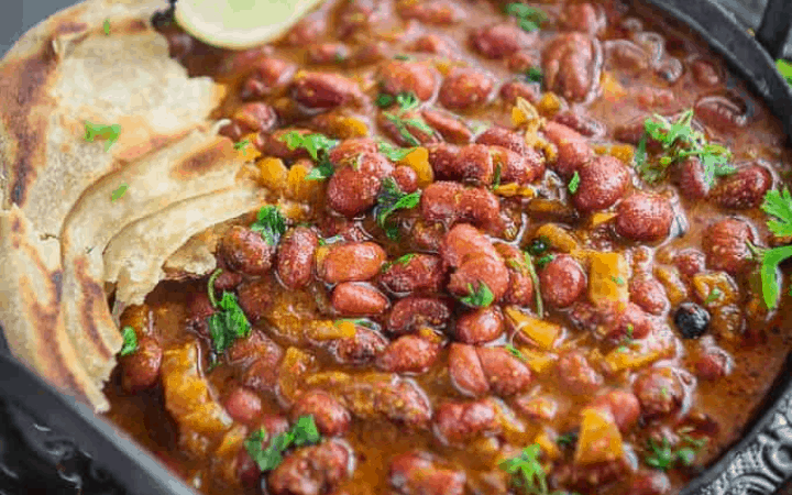 How to Make Punjabi Rajma Curry