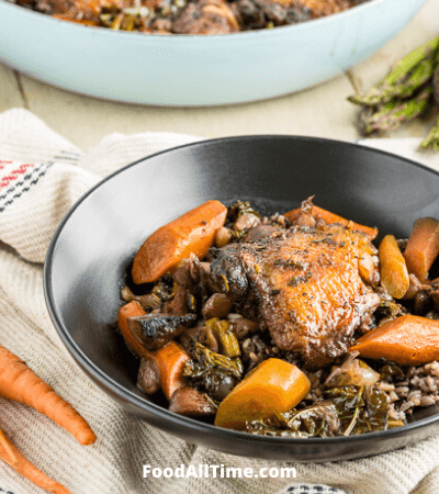 How To Cook Coq Au Vin