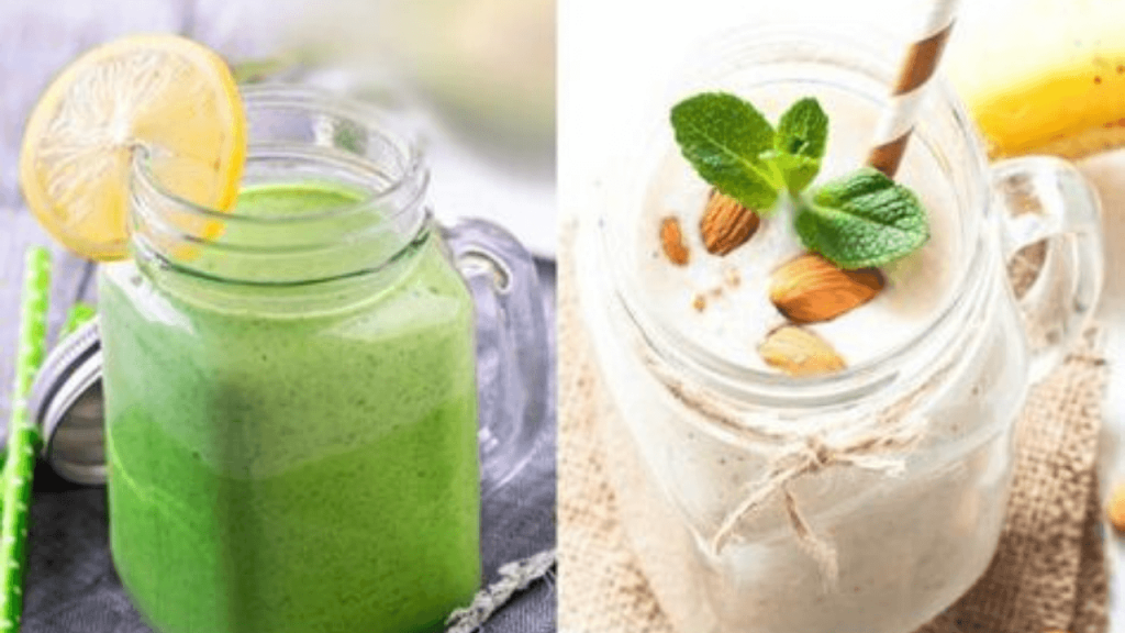 Smoothies vs Shakes – What Is The Difference_