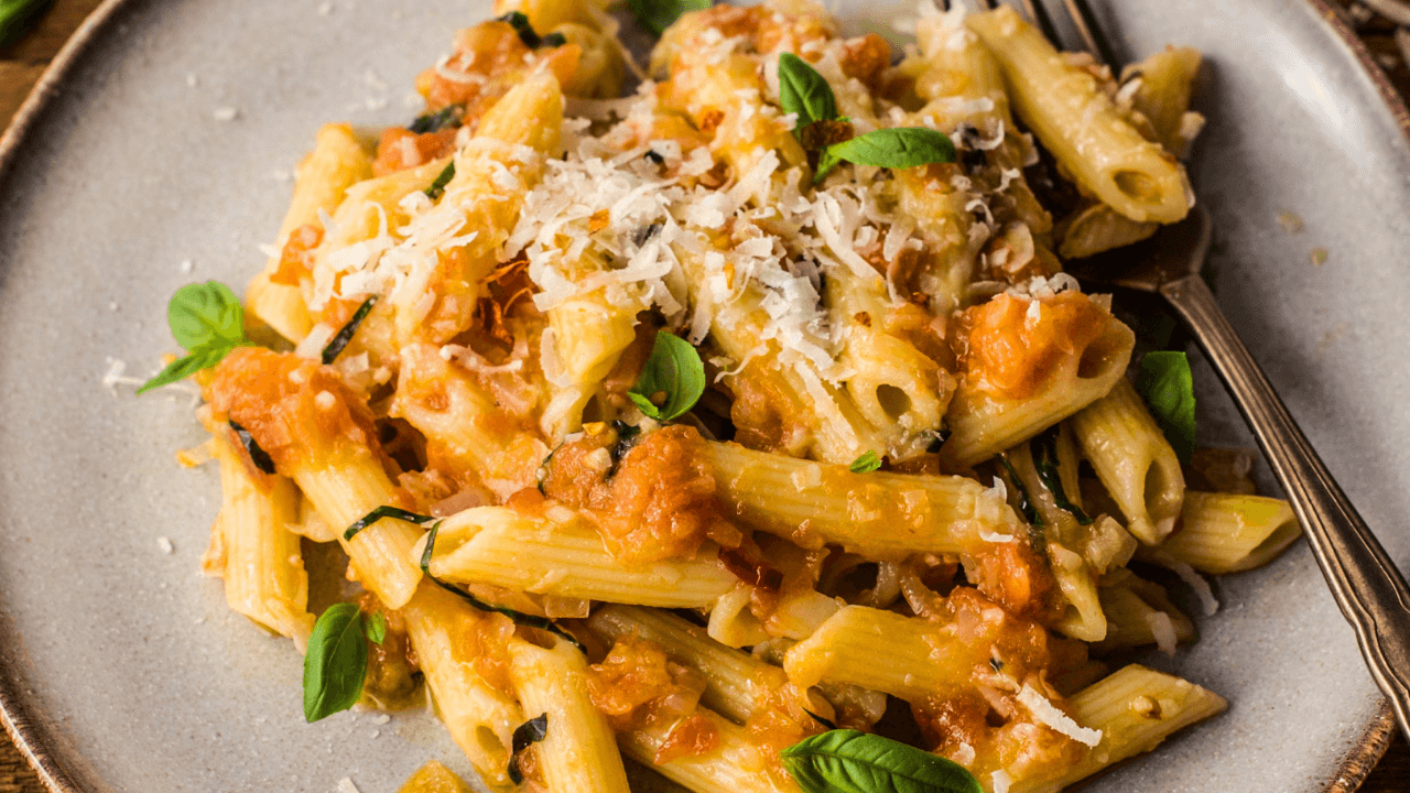 all' Arrabbiata Viva La Pasta! Types Of Pasta Dishes #Quiz