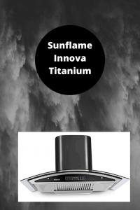 Sunflame Innova Titanium