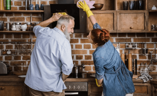 How to Clean a Kitchen Chimney