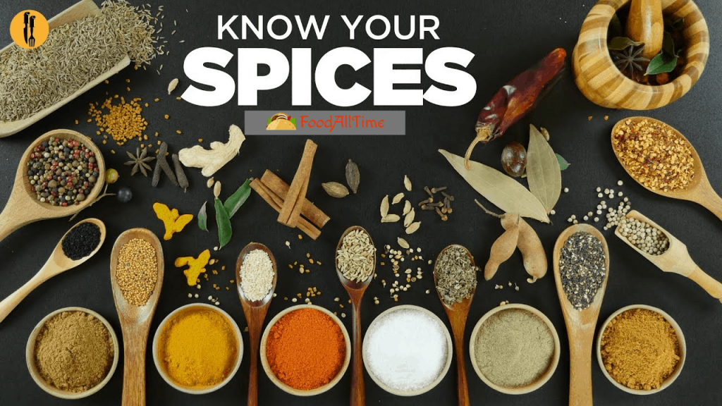 How Many English Names Of Essential Indian Spices Do You Know? #Quiz