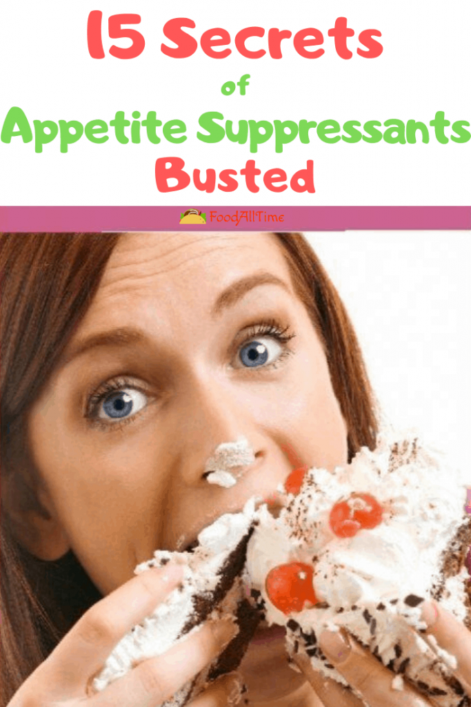 15 Secrets of Appetite Suppressants Busted