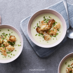 Cauliflower-Cheddar Soup