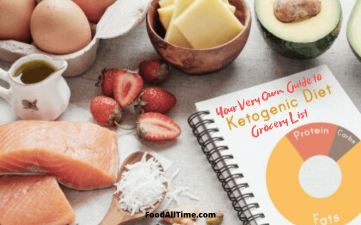 Your Very Own Guide to Keto Diet Grocery List
