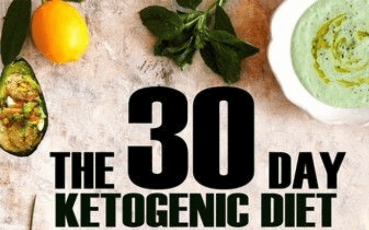 Diet Chart Of Ketogenic Diet For Weight Loss (4 Weeks) Indian Version