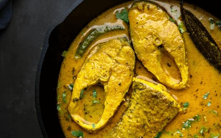 Fish in Mustard Gravy: Assamese Preparation | Maccher Jhol