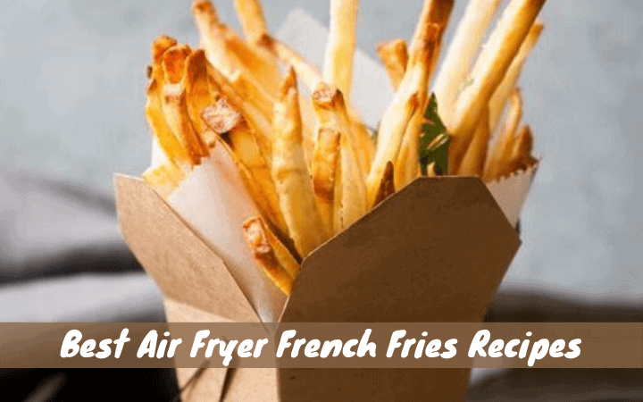 Best Air Fryer French Fries Recipes