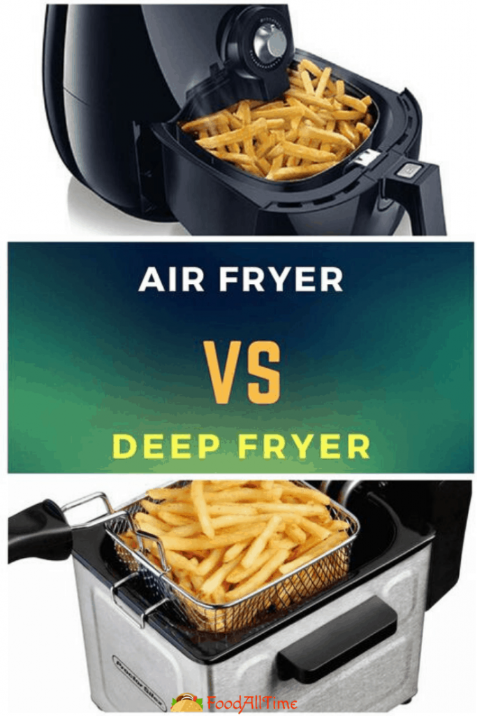 Air Fryer vs Deep Fryer Taste Comparison – Which Tastes Better?