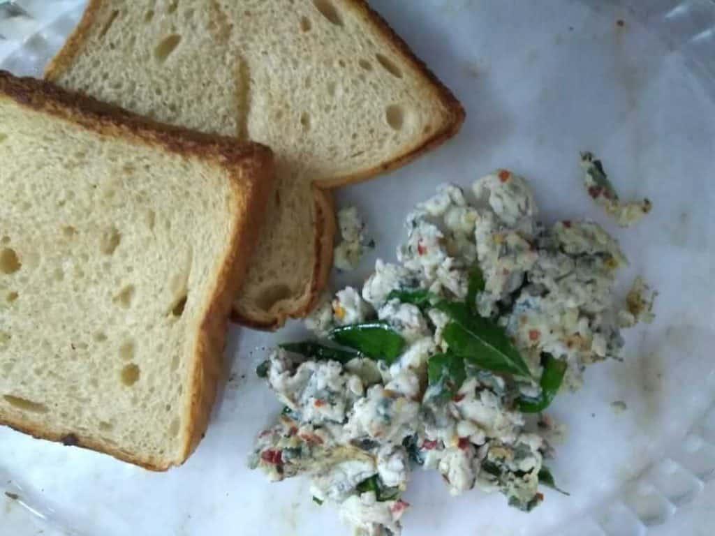 Incredible Egg -Scrambled Egg Recipe