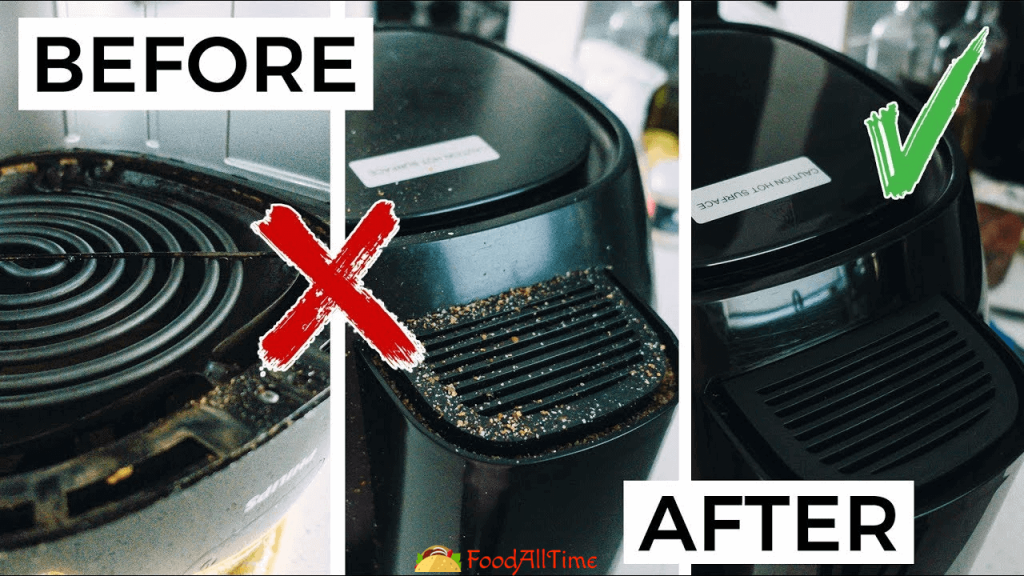 How To Clean Air Fryers | Cleaning and Maintenance of Air Fryers