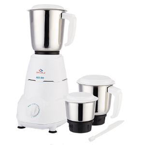 Bajaj Rex 500-Watt Mixer and Grinder
