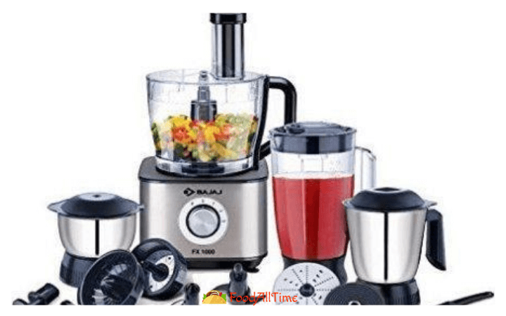 9 Best Food Processor in India – Buyer's Guide & Reviews