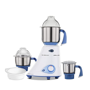 Preethi Blue Leaf Diamond 750-Watt Mixer and Grinder