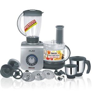 Inalsa Maxie Premia 800-Watt Food Processor