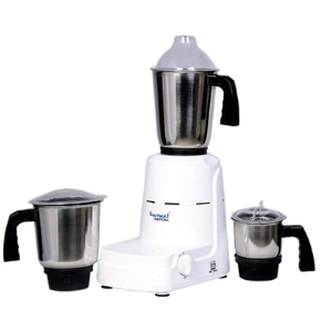 Sumeet Stainless Steel Traditional Domestic Lnx Mixer Grinder 500 W Silver
