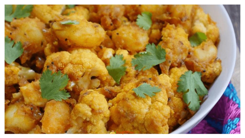 How To Cook Aloo Gobi | Potatoes & Cauliflower