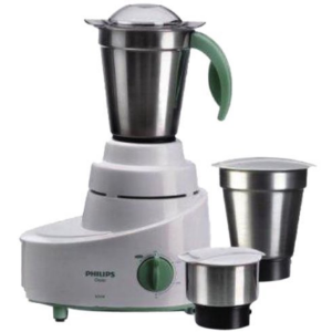 Philips HL1606 500-Watt Mixer Grinder with 3 Jars