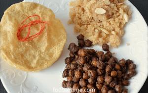 How To Cook Kala Chana – Ashtami Prasad