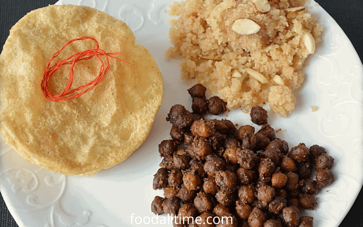 How To Cook Kala Chana – Ashtami Prasad
