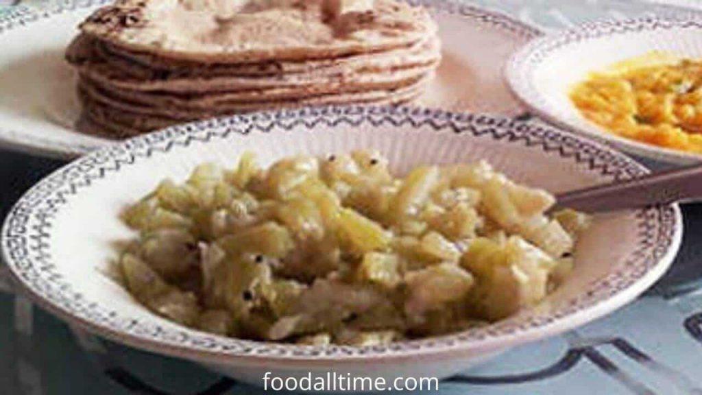How To Cook Easy Dry Lauki Ki Sabji Recipe