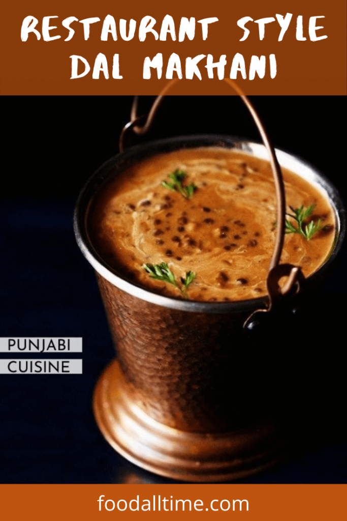 How To Cook Rich And Creamy Restaurant Style Dal Makhani
