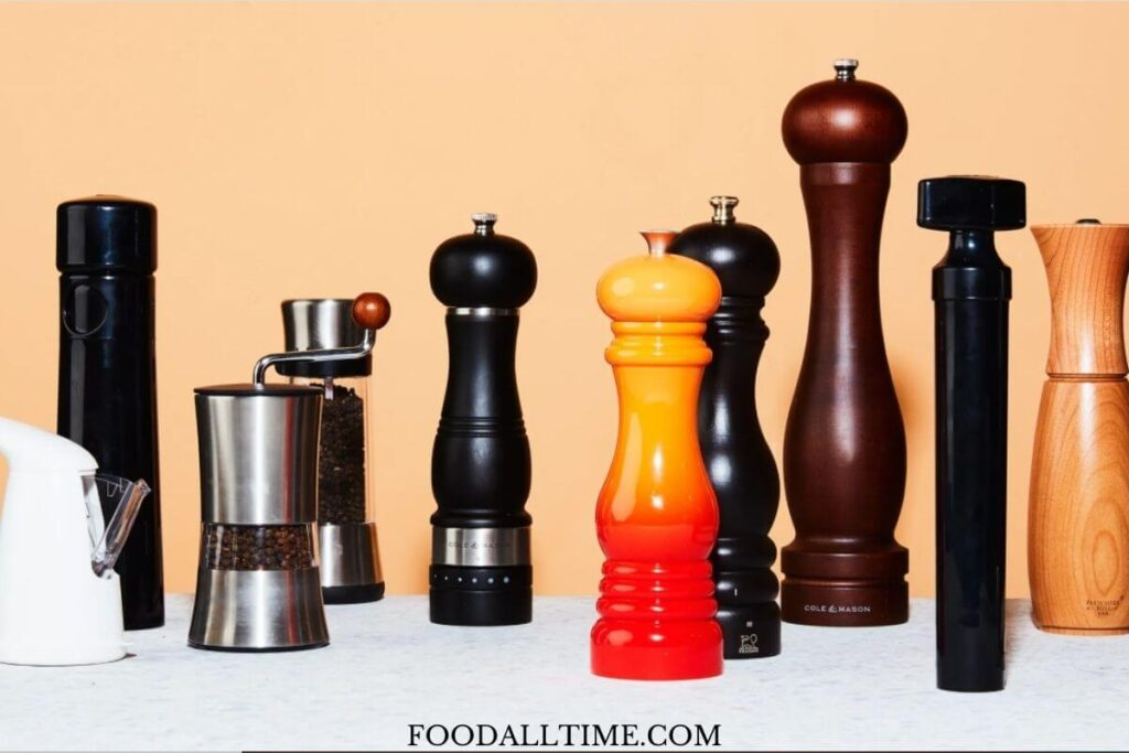Buying Guide For Black Pepper Grinder For Your Kitchen