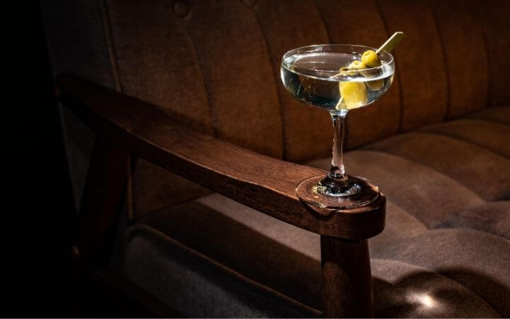 Dirty Martini Classic Cocktails Recipes