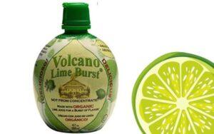 Dream Foods International Volcano Lime Burst